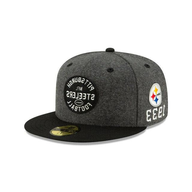 pittsburgh steelers nfl on field 59fifty established