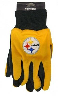 Pittsburgh Steelers NFL Youth Sport Utility Gloves