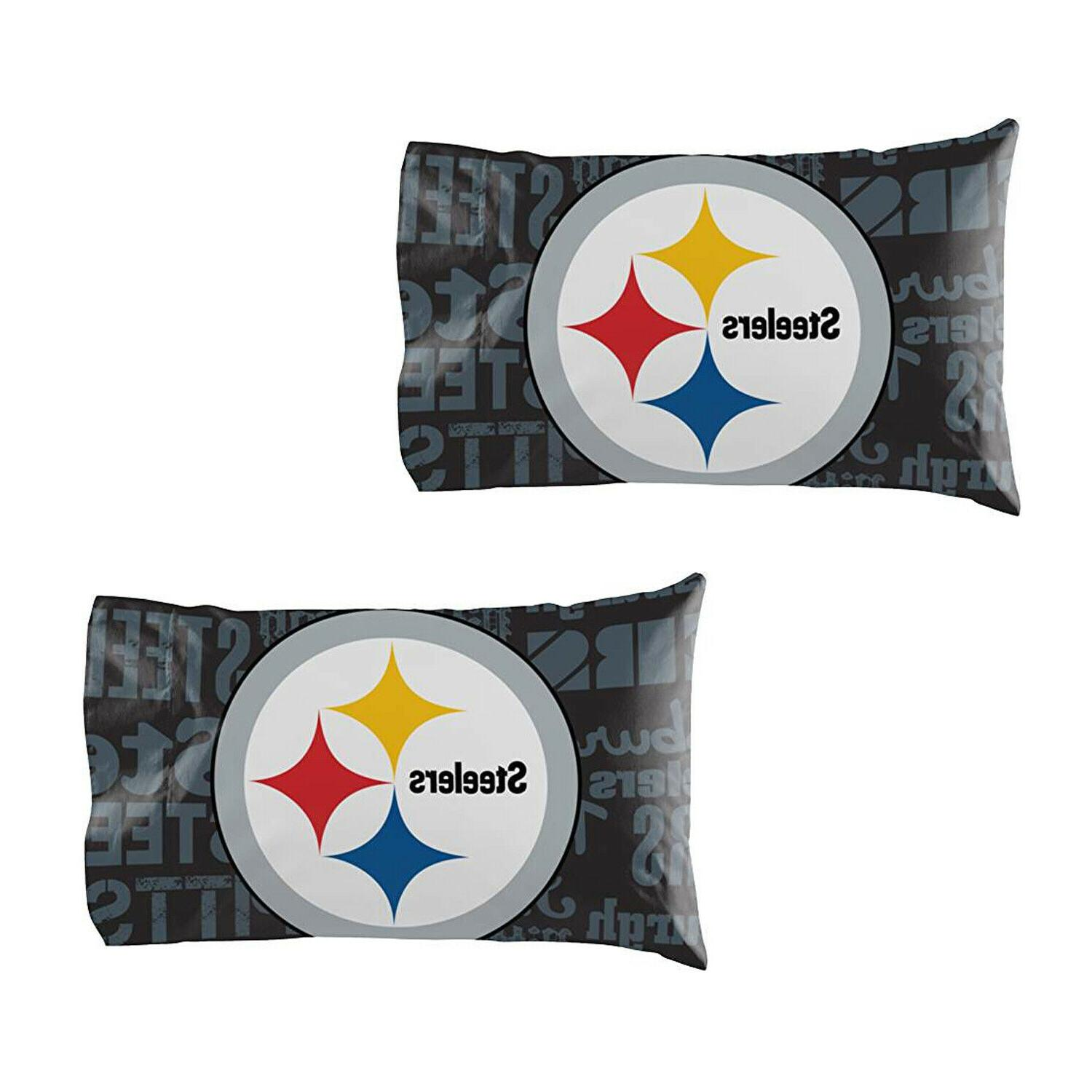 pittsburgh steelers northwest pillow case