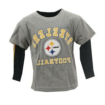 pittsburgh steelers official nfl apparel infant toddler
