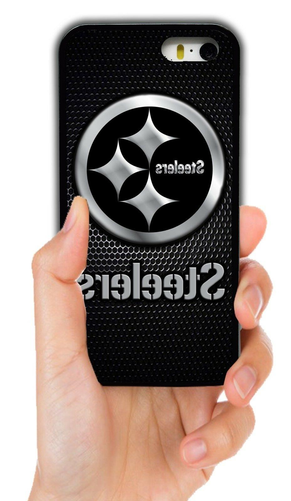 pittsburgh steelers rubber phone case for iphone
