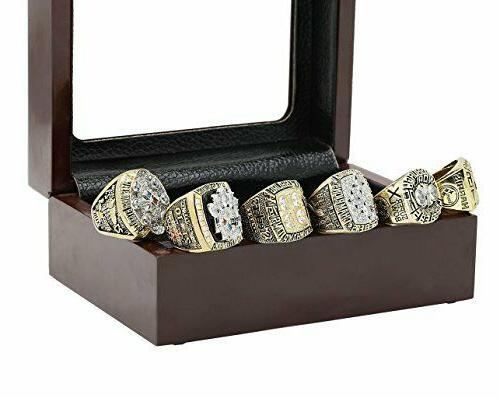 Pittsburgh Steelers Super Championship Rings Replica