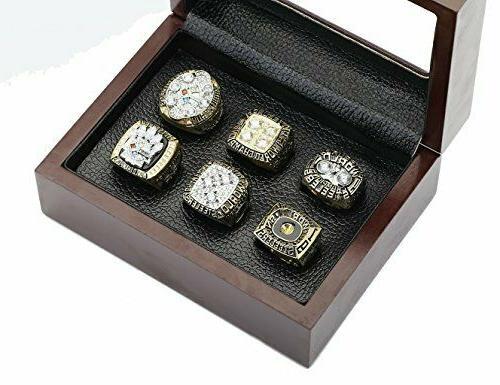 pittsburgh steelers super bowl championship rings full