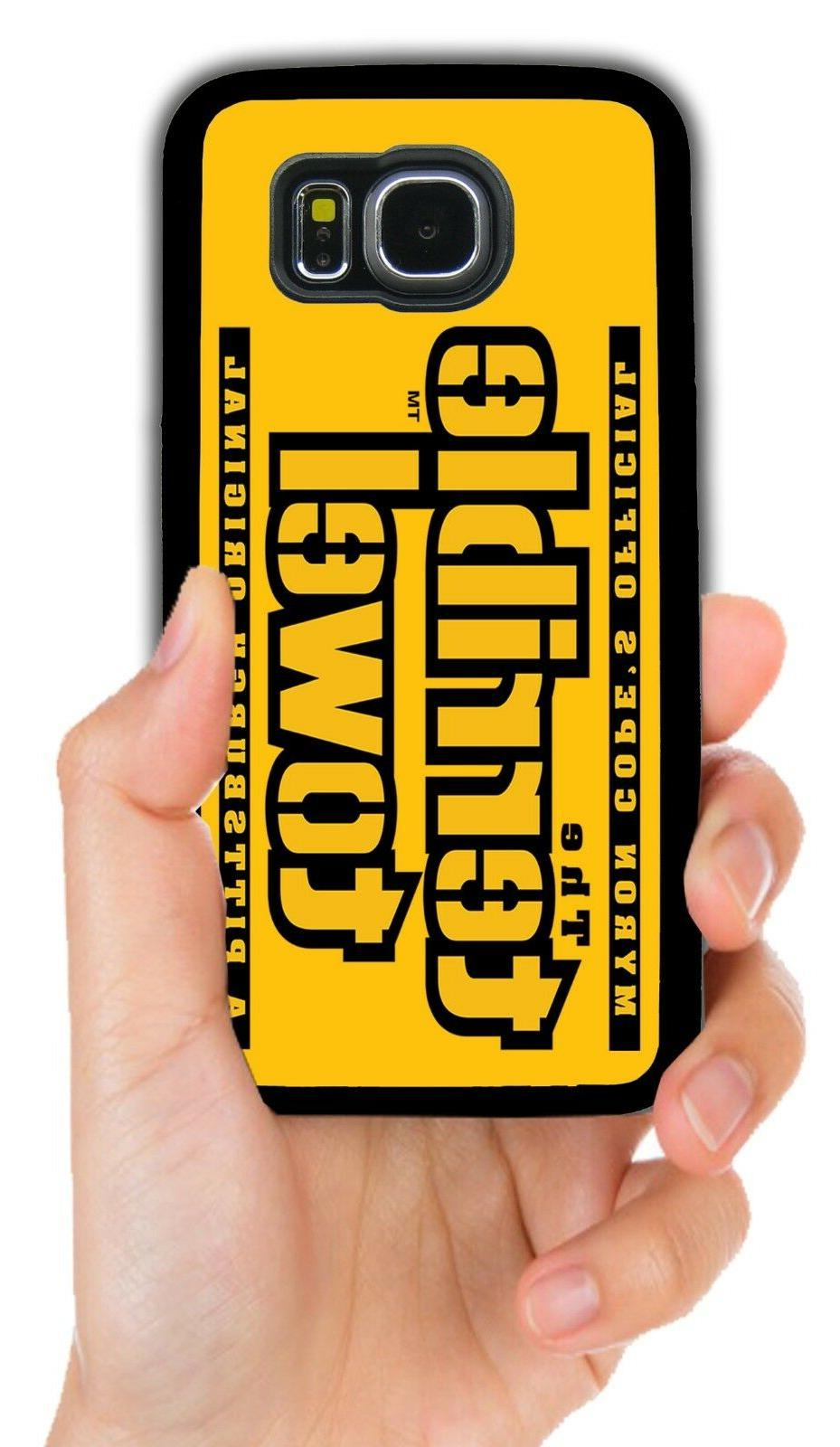 pittsburgh steelers towel case for samsung galaxy