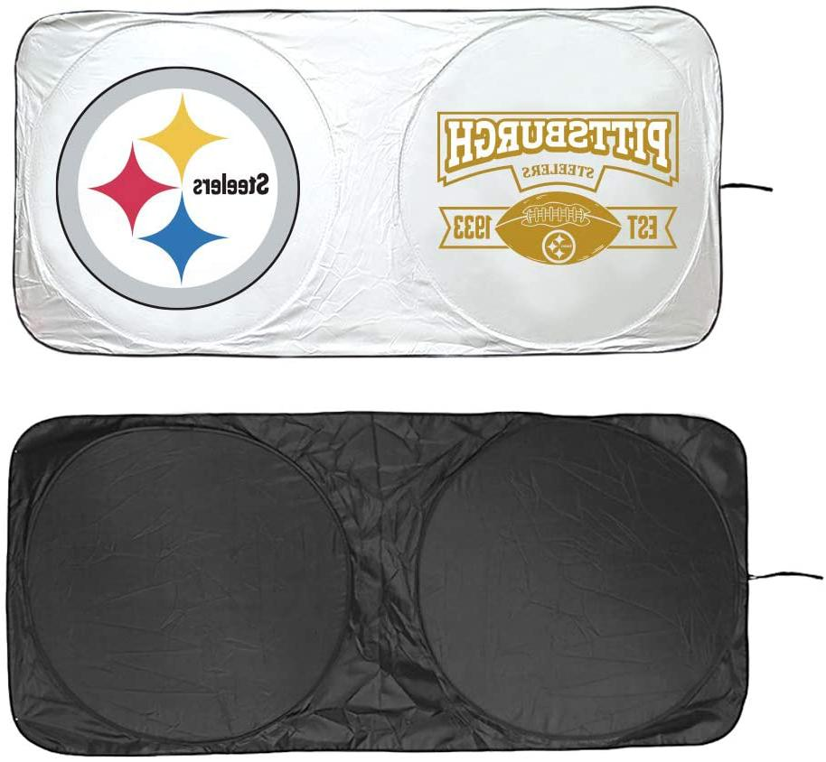 for Pittsburgh Steelers, Sunshade Block Strong Sunlight an