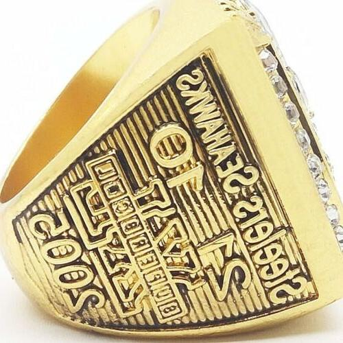 USA Pittsburgh Steelers Hines Bowl Championship Ring