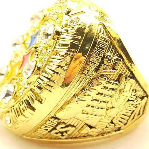 USA Pittsburgh Championship Ring