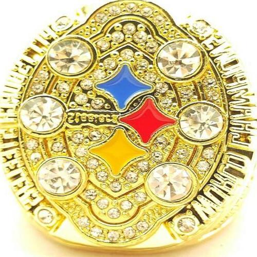 usa 2008 roethlisberger super bowl golden championship