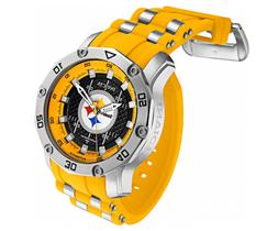 Invicta Men 50mm Automatic NFL OFFICIAL Pittsburgh Steelers