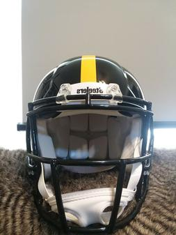 New Authentic Pittsburgh Steelers Full-Size Speed Helmet