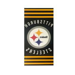 New Football Team Pittsburgh Steelers Beach Towel Bath 30''