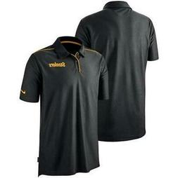 NEW MENS NIKE PITTSBURGH STEELERS DRI-FIT SIDELINE TEAM ISSU