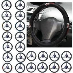 New NFL All Teams Synthetic leather Car Truck Universal Fit
