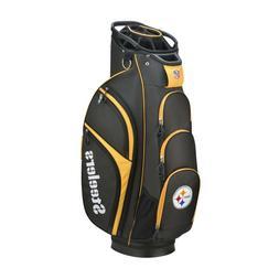 Wilson Staff - New NFL Cart Golf Bag - Pittsburgh Steelers 2