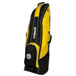 new nfl pittsburgh steelers travel golf bag