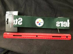 NEW Pittsburgh Steelers Luggage ID Strap - ID Tag - NFL - Tr