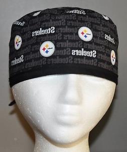 Newest Style!!! Men's NFL Pittsburgh Steelers Scrub Cap/Hat