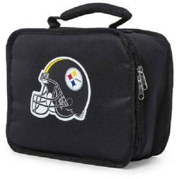 NFL Football Lunchbox Pittsburgh Steelers Insulated Lunch Bo