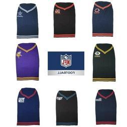 NFL football Pet Apparel Dog / Cat Sweater XS-L Multiple Tea