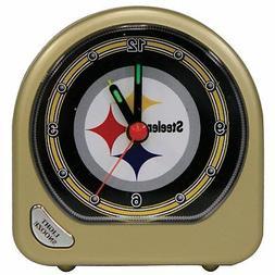 NFL Pittsburgh Steelers 0743861 Alarm Clock