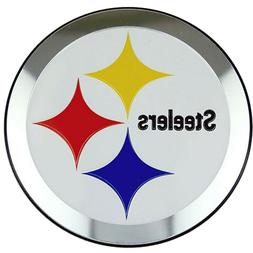 NFL Pittsburgh Steelers Auto Heavy Duty Metal Color Emblem,