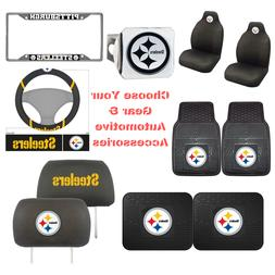 NFL Pittsburgh Steelers Choose Your Gear Auto Accessories Of