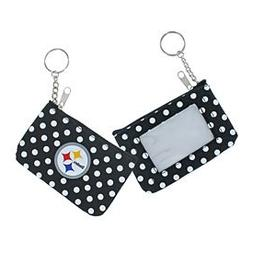NFL Pittsburgh Steelers Coin & ID Purse