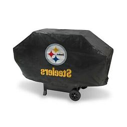 Rico NFL Pittsburgh Steelers Deluxe Barbecue BBQ Grill Cover