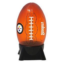 NFL Pittsburgh Steelers Football Shaped Night Light