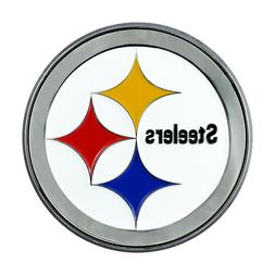 Fanmats NFL Pittsburgh Steelers Full Color 3D Metal Emblem D