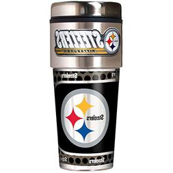 Great American Products NFL Pittsburgh Steelers Metallic Tra