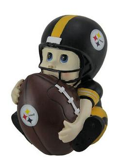 NFL Pittsburgh Steelers Peewee Player Coin Bank