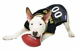 NFL Pittsburgh Steelers Pet Jersey. *Officially Licensed* Br