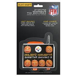 NFL Pittsburgh Steelers Pumpkin Carving Kit