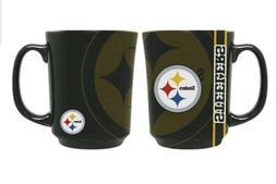 nfl pittsburgh steelers reflective coffee mug cup
