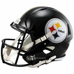 NFL Pittsburgh Steelers Riddell Full Size Replica Speed Helm