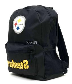 "NFL Pittsburgh Steelers Southpaw Backpack 18""x11"""