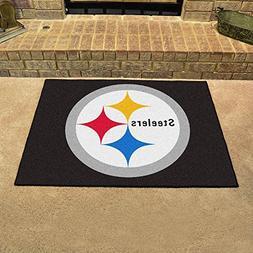 NFL Pittsburgh Steelers Starter Doormat, 2'10 x 3'8.5