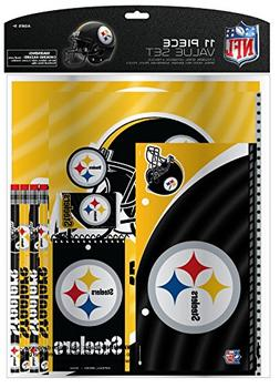 National Design NFL 11-Piece Stationery Set
