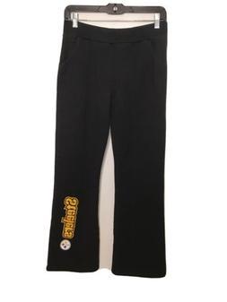 NFL Team Pittsburgh Steelers Woman Print Logo Sweats Comfy P