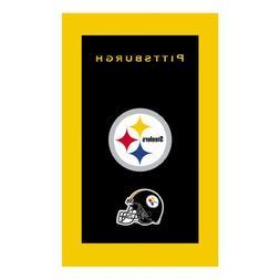 KR NFL Towel Pittsburgh Steelers
