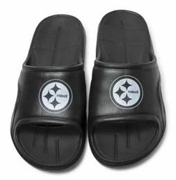 NWT PITTSBURGH STEELERS men's sandals size S