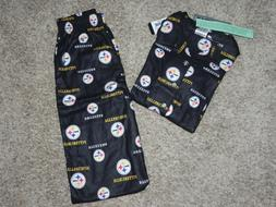 PITTSBURGH STEELERS 2 PIECE PAJAMA SET YOUTH SMALL  NFL TEAM