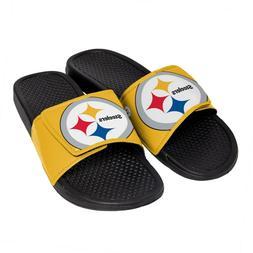 Pittsburgh Steelers 2019 New Look Legacy Shower Slide Flip F