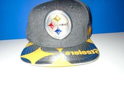 Pittsburgh Steelers New Era 9FIFTY Youth Size Spotlight Snap