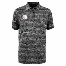 Pittsburgh Steelers Antigua NFL Men's Formation Polo Shirt S