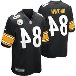 Nike Men's Pittsburgh Steelers Antonio Brown Game Jersey