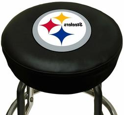 """Pittsburgh Steelers 14.5"""" Bar Stool Cover-11044"""