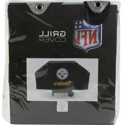 """Pittsburgh Steelers BBQ Grill Cover 68"""" x 21"""" x 35"""""""