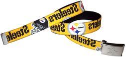 Pittsburgh Steelers Belt Buckle Football Fan Game Gear Team